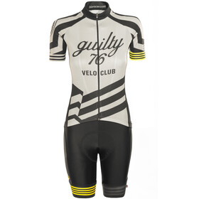 guilty 76 racing Velo Club Pro Race - Ensemble Femme - gris